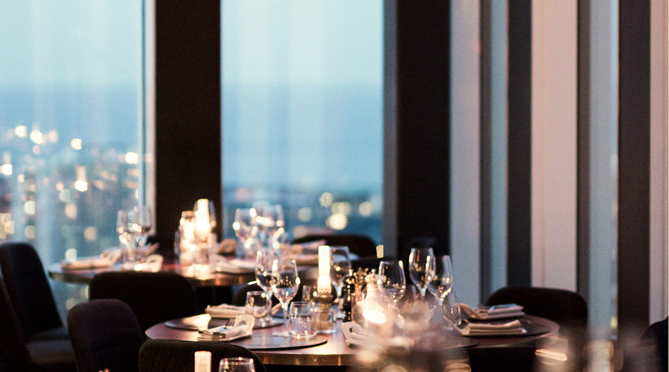 Restaurant, brunch & lunch in Malmo - Skybar - Kitchen & Table